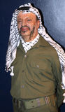 Yasser Arafat at Madame Tussaud's Stock Photography