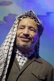 Yasser Arafats'S WAX FIGURE. In Dalian Golden Pebble Beach Wax Museum Royalty Free Stock Photo