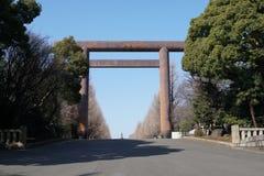Yasukuni-Schrein Stockfoto