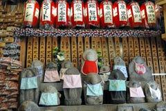 Yatadera-Tempel in Nara Lizenzfreie Stockfotografie