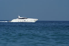 Yatch Photographie stock libre de droits
