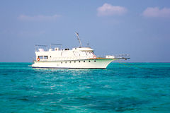 Yatch foto de stock royalty free
