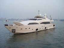 Yatch Royalty Free Stock Images
