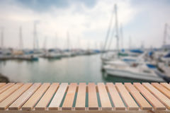Yatch club Royalty Free Stock Images