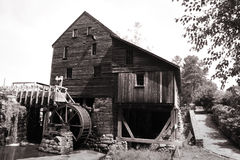 Yates Grist mill Stock Image