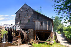 Yates Grist Mill Stock Photography