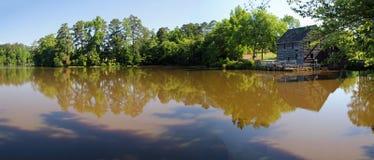 Yates mäld maler i North Carolina arkivfoto