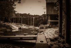 Free Yates Mill  In Raleigh, North Carolina Royalty Free Stock Image - 156423076