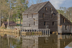 Yates Mill. Royalty Free Stock Images