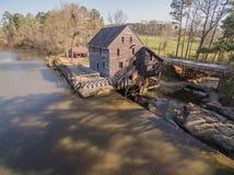 Yates Mill. Royalty Free Stock Photo