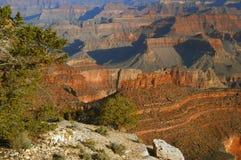 yavapai пункта каньона грандиозное Стоковые Изображения RF