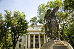 Yavapai County Courthouse royalty free stock images