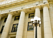 Yavapai County Courthouse Royalty Free Stock Photos