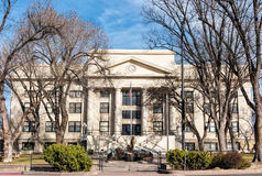Yavapai County courthouse, Prescott, Arizona Royalty Free Stock Image