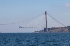 Yavuz苏丹塞利姆桥梁的建筑 库存照片