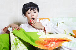Yawn Royalty Free Stock Photos