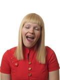 Yawn royalty free stock images
