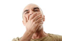Yawning Stock Images