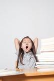 Yawning Stock Photos