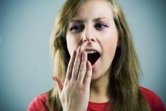 Free Yawning Girl. Royalty Free Stock Images - 6982969
