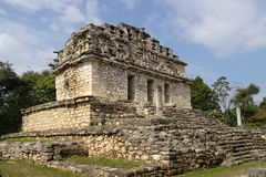 Yaxchilan Photo stock