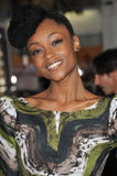 Yaya DaCosta, Yaya. Yaya DaCosta at the Los Angeles premiere of In Time at the Regency Village Theatre, Westwood. October 20, 2011 Los Angeles, CA Picture: Paul Stock Images