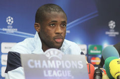 Yaya Toure Stock Photos