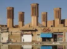 Yazd, Иран, Азия Стоковая Фотография