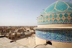 Yazd Photo libre de droits