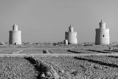 Εξωτερικό του παραδοσιακού σπιτιού περιστεριών στην επαρχία Yazd, Ιράν Στοκ φωτογραφίες με δικαίωμα ελεύθερης χρήσης