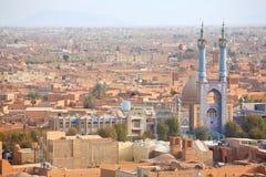 yazd Ирана стоковая фотография rf