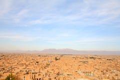 yazd antique de l'Iran de ville images libres de droits