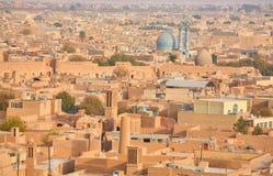 Yazd, der Iran Lizenzfreie Stockfotos
