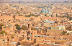 Yazd, Irán Fotos de archivo libres de regalías