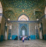 Yame mosque of Yazd Stock Photography