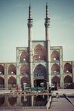 YAZD, IRAN - 7 OCTOBRE 2016 : Amir Chakhmaq Complex dans Yazd, IR Photo stock