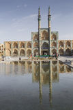 YAZD, IRAN - 7 OCTOBRE 2016 : Amir Chakhmaq Complex dans Yazd, IR Image stock