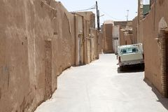 Yazd Stock Image