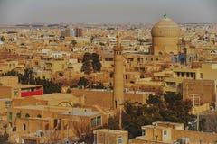 Yazd l'iran photos stock
