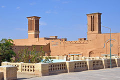 Yazd old city Stock Images