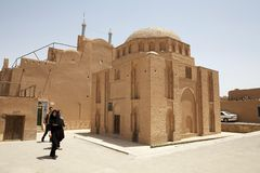 Yazd Stock Photography