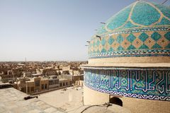 Yazd Royalty Free Stock Photo