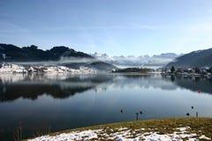 Ybrig region Fotografering för Bildbyråer