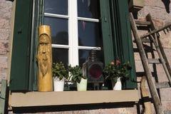 Yburg, Baden Baden_ Baden Wuerttemberg, Niemcy, Europa fotografia stock