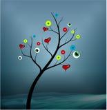 życia drzewo Fotografia Royalty Free