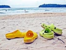 Życia na plaży Zdjęcia Stock