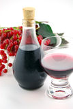 życia spokojny wino Fotografia Stock