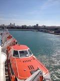Życie łódź Zdjęcia Royalty Free