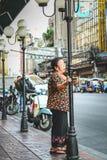 Życie Chinatown Zdjęcie Royalty Free