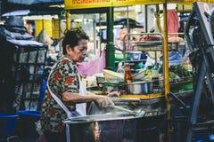 Życie Chinatown Obraz Stock